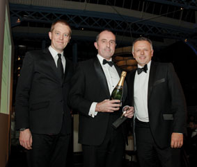 London Metal Exchange, Commodity Business Awards 2012 winner